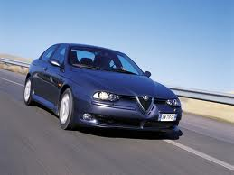Alfa Romeo 156 fuel consumption, liters or gallons / km or miles
