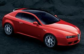 Alfa Romeo Brera fuel consumption, liters or gallons / km or miles