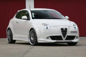 Alfa Romeo MiTo fuel consumption, liters or gallons / km or miles