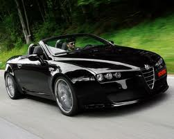 Alfa Romeo Spider fuel consumption, liters or gallons / km or miles