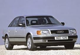 Audi 100 fuel consumption, liters or gallons / km or miles