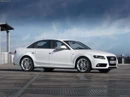 Audi A4 fuel consumption, liters or gallons / km or miles