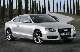 Audi A5 fuel consumption, liters or gallons / km or miles