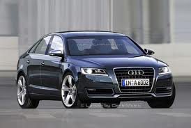 Audi A6 fuel consumption, liters or gallons / km or miles