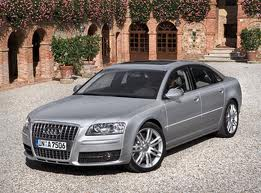 Audi A8 fuel consumption, liters or gallons / km or miles