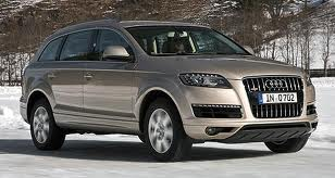 Audi Q7 fuel consumption, liters or gallons / km or miles