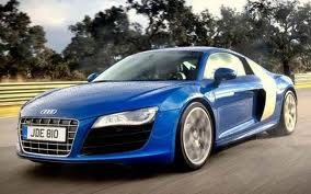 Audi R8 fuel consumption, liters or gallons / km or miles