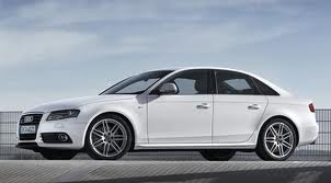 Audi S4 fuel consumption, liters or gallons / km or miles