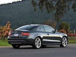 Audi S5 fuel consumption, liters or gallons / km or miles
