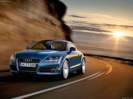 Audi TT fuel consumption, liters or gallons / km or miles