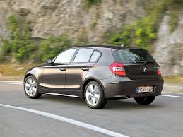 BMW 120 fuel consumption, liters or gallons / km or miles