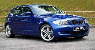 BMW 130i fuel consumption, liters or gallons / km or miles