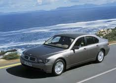 BMW 735 fuel consumption, liters or gallons / km or miles