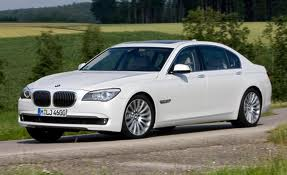 BMW 760 fuel consumption, liters or gallons / km or miles
