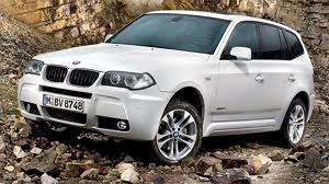 BMW X3 fuel consumption, liters or gallons / km or miles