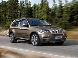 BMW X5 fuel consumption, liters or gallons / km or miles