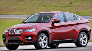 BMW X6 fuel consumption, liters or gallons / km or miles