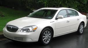 Buick Lucerne fuel consumption, litres/ km or miles per gallon
