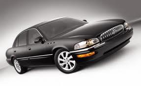 Buick Park Avenue fuel consumption, miles per gallon or litres/ km