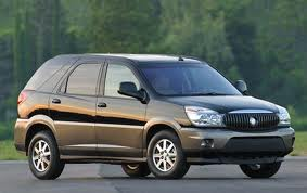 Buick Rendezvous fuel consumption, miles per gallon or litres/ km