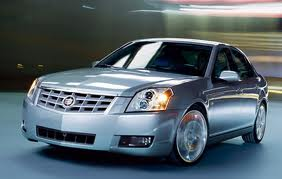 Cadillac BLS fuel consumption, miles per gallon or litres/ km