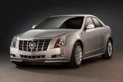 Cadillac CTS fuel consumption, miles per gallon or litres/ km