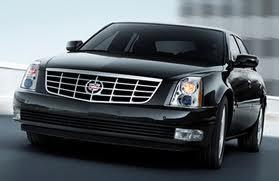 Cadillac DTS fuel consumption, miles per gallon or litres/ km