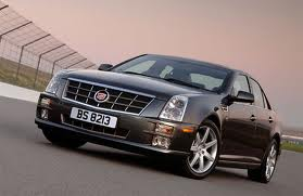 Cadillac STS fuel consumption, miles per gallon or litres km