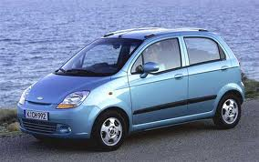 Chevrolet Matiz fuel consumption, miles per gallon or litres/ km