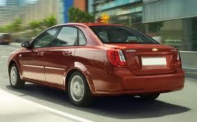 Chevrolet Optra fuel consumption, miles per gallon or litres/ km