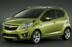 Chevrolet Spark fuel consumption, miles per gallon or litres/ km