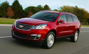 2012 Chevy Traverse Miles Per Gallon Autos Post