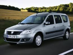 Dacia Logan MCV fuel consumption, miles per gallon or litres/ km