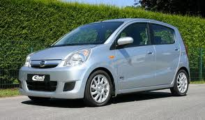 Daihatsu Cuore fuel consumption, miles per gallon or litres/ km
