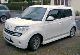 Daihatsu Materia fuel consumption, miles per gallon or litres/ km