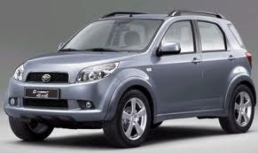 Daihatsu Terios fuel consumption, miles per gallon or litres/ km