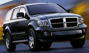 Dodge Durango fuel consumption, miles per gallon or litres/ km