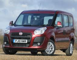 Fiat Doblo fuel consumption, miles per gallon or litres/ km