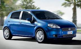 Fiat Grande Punto fuel consumption, miles per gallon or litres/ km