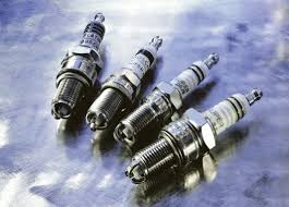 Change the spark plugs and ultrasonic cleaning for fuel injectors