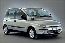 Fiat Multipla fuel consumption, miles per gallon or litres/ km