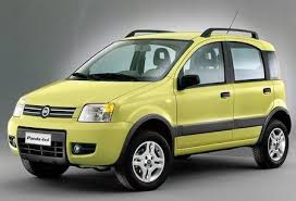 Fiat Panda fuel consumption, miles per gallon or litres/ km