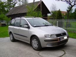 Fiat Stilo Multi Wagon fuel consumption, miles per gallon or litres/ km