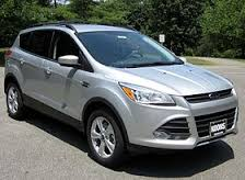 Ford Escape fuel consumption, miles per gallon or litres/ km