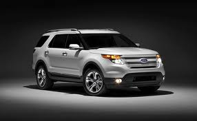 Ford Explorer fuel consumption, miles per gallon or litres/ km