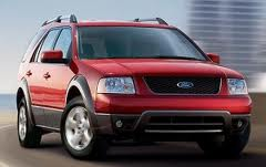 Ford Freestyle fuel consumption, miles per gallon or litres/ km