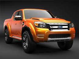 Ford Ranger fuel consumption, miles per gallon or litres- km