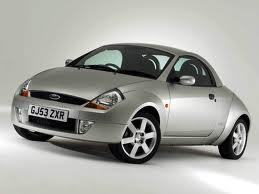 Ford StreetKa fuel consumption, miles per gallon or litres/ km