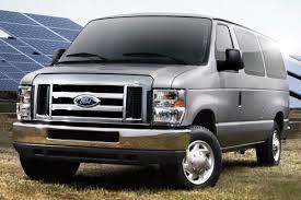 Ford Wagon E-150 fuel consumption, miles per gallon or litres/ km