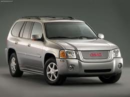GMC Envoy fuel consumption, miles per gallon or litres/ km